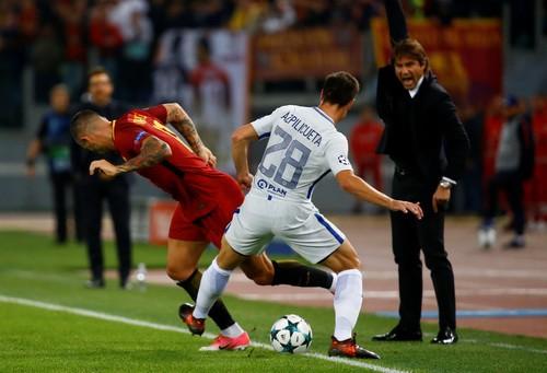 Sói non El Shaarawy tỏa sáng, Chelsea thua tan tác ở Roma - Ảnh 2.
