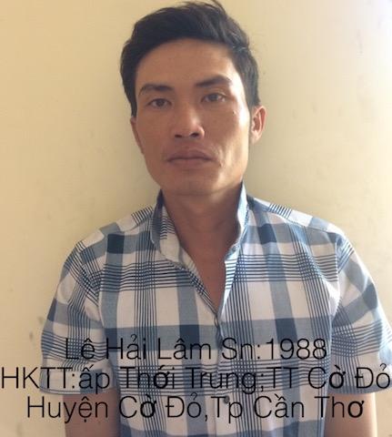 Sang Cần Thơ tìm vợ, 2 người đàn ông Trung Quốc sập bẫy kẻ cướp - Ảnh 3.