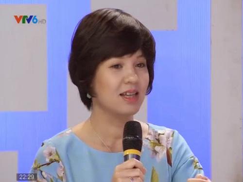MC Diễm Quỳnh làm trưởng ban VTV6 thay Tạ Bích Loan - Ảnh 1.