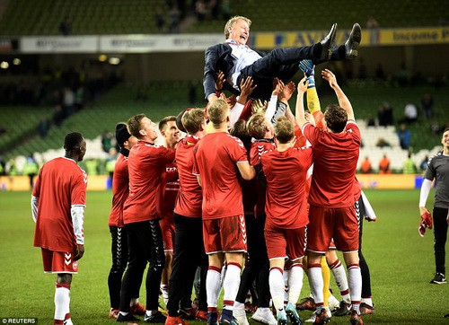 Người hùng Eriksen tỏa sáng, Đan Mạch đoạt vé dự World Cup - Ảnh 6.