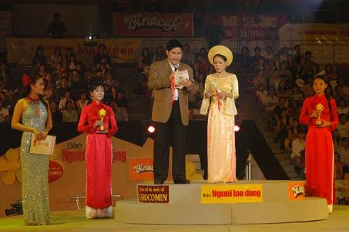 Danh sách Giải Mai Vàng XI- 2005 - Ảnh 1.