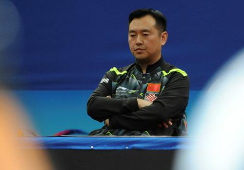Nợ casino, Kong Ling-hui mất chức HLV bóng bàn Trung Quốc - Ảnh 1.