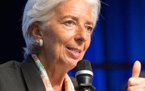 """Tổng giám đốc IMF: """"Đã đến lúc nghĩ nghiêm túc về tiền ảo"""" - Ảnh 1."""