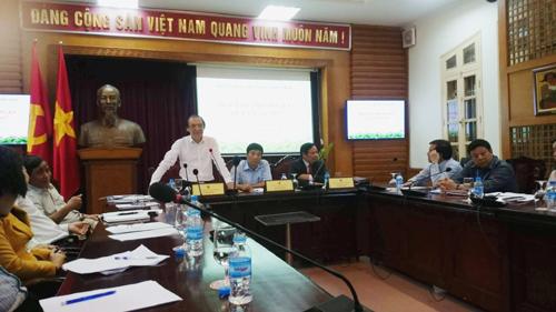 Cuộc họp báo của Bộ VH-TT-DL nóng với những câu hỏi về cơ chế xin-cho trong cấp phép ca khúc