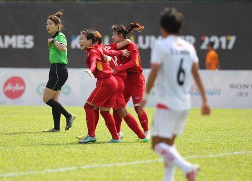 Nữ Việt Nam – Myanmar 3-1: Chiến thắng xứng đáng - Ảnh 3.