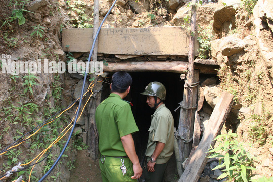 Quảng Nam: Thêm 2 người bỏ mạng dưới hầm vàng - Ảnh 1.