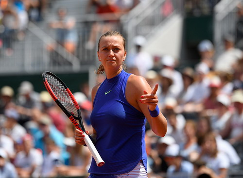 Serena bầu bì đến sân, Roland Garros sốt hôn nhân đồng giới - Ảnh 3.