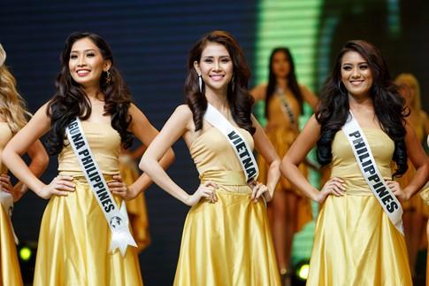 Người đẹp Việt Nam đoạt giải cao tại Hoa hậu Đại sứ Du lịch Thế giới 2017 - Ảnh 3.