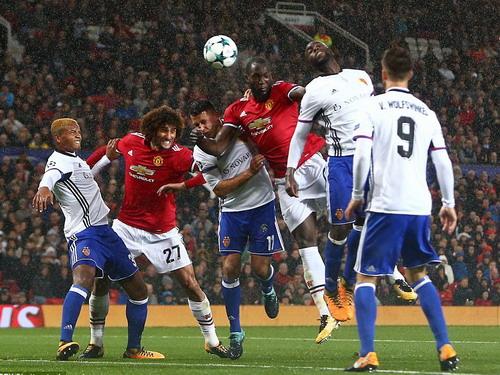 Thần đồng Rashford tỏa sáng, Man United đè bẹp Basel - Ảnh 4.