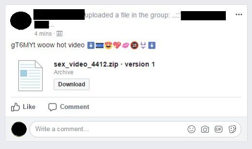 12.600 máy tính nhiễm mã độc đào tiền ảo lây qua Facebook - Ảnh 2.