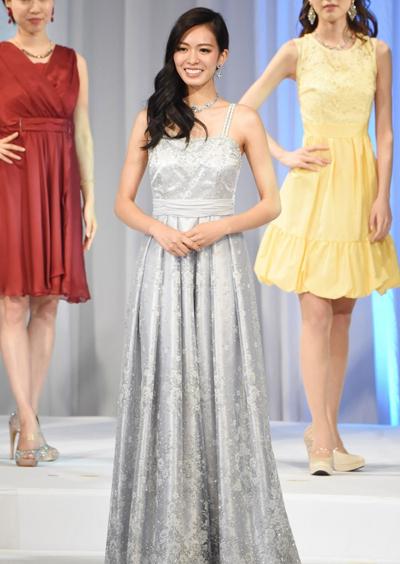 Cận cảnh vẻ đẹp tân Hoa hậu Thế giới Nhật Bản - Ảnh 5.