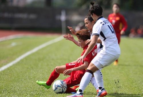 Tuyển nữ Việt Nam - Thái Lan 1-1: Chờ lượt trận cuối - Ảnh 3.