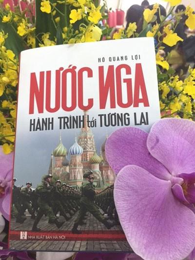 Ra mắt sách Nước Nga - Hành trình tới tương lai - Ảnh 1.