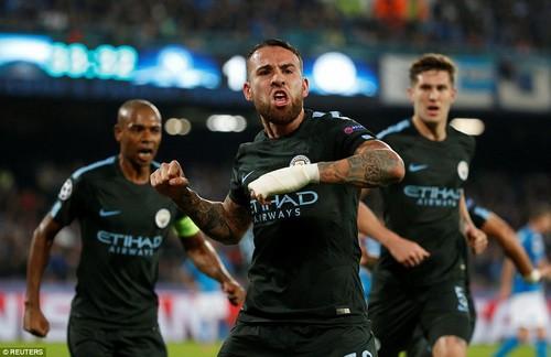 Đại phá Napoli, Man City vào vòng knock-out Champions League - Ảnh 3.