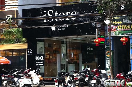 Cách đây 4 năm, Apple cũng gửi văn bản cảnh báo tương tự đến các cửa hàng kinh doanh không chính hãng tại Việt Nam.