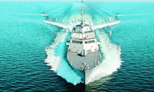 Singapore, Ấn Độ tập trận chống tàu ngầm tại biển Đông - Ảnh 1.