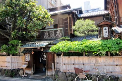 Bên trong tiệm mì soba phục vụ hoàng gia Nhật Bản - Ảnh 1.