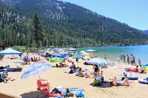 Tahoe – hồ nước 2 triệu năm tuổi ở Mỹ - Ảnh 1.