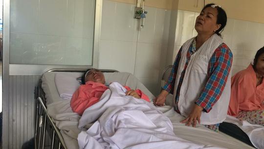 Clip các nạn nhân vụ tạt a xít ở TP Biên Hòa - Ảnh 3.
