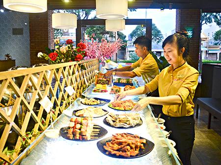 Đã thèm với các quán nướng ở Bà Rịa - Vũng Tàu - Ảnh 2.