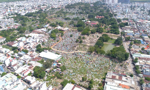 Nghĩa trang lớn nhất TP HCM có biến thành 'đất vàng'?