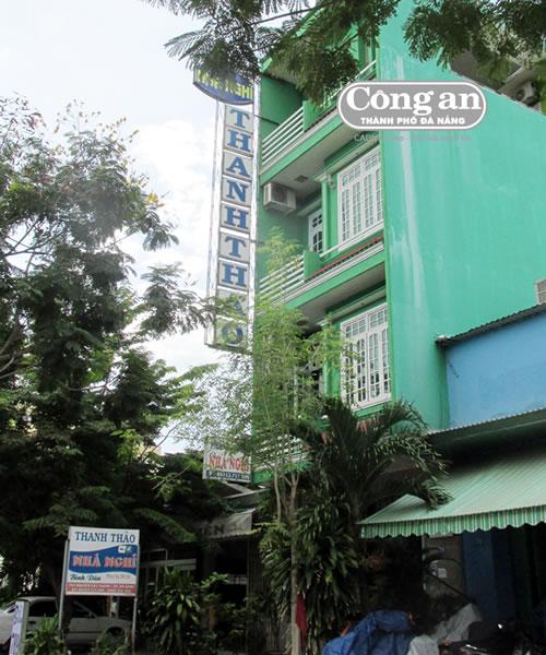 Phơi bày bí mật trong 1 ngôi nhà nghỉ ở Đà Nẵng - Ảnh 1.