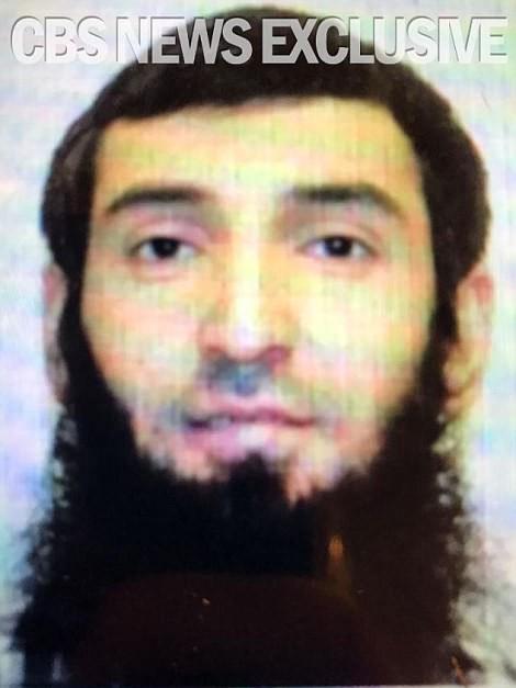 Hé lộ nhân thân kẻ khủng bố New York - Ảnh 2.