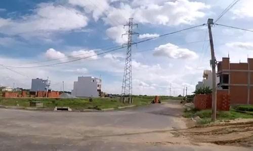 30 triệu đồng một m2 đất xã vùng ven khu Nam Sài Gòn - Ảnh 1.