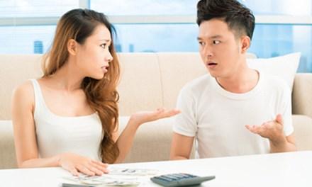 Chàng trai mời bạn gái về ăn cơm đòi chia đôi tiền đi chợ - Ảnh 2.