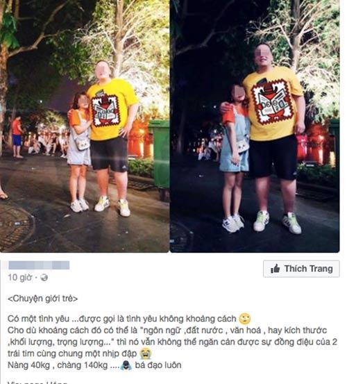 Cái kết của nàng 40kg và chàng 140kg - Ảnh 2.