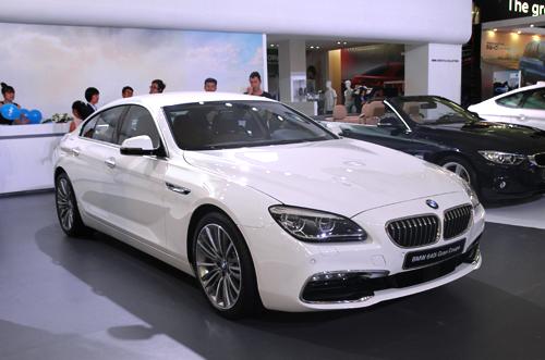 Trường Hải phân phối BMW - cuộc chiến mới thị trường xe sang - Ảnh 3.