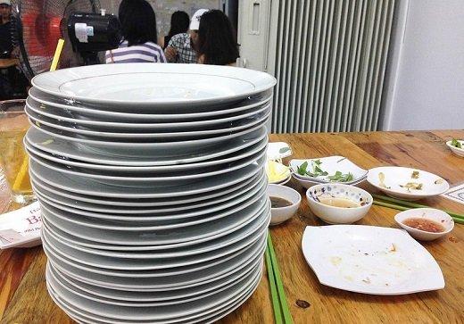 Những món ăn chồng dĩa càng cao thì càng… vui - Ảnh 4.