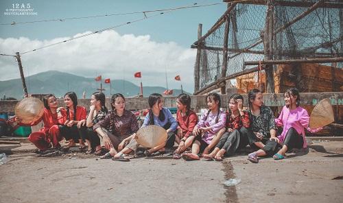 Phiên chợ quê có 1 không 2 ở Quảng Bình - Ảnh 11.