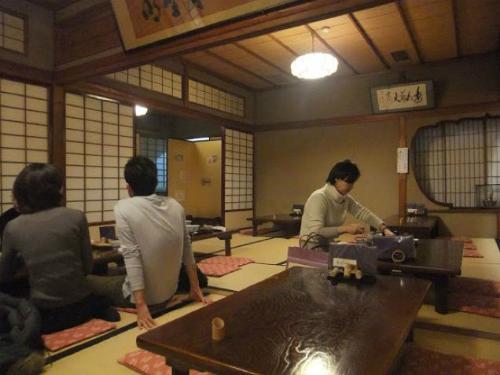 Bên trong tiệm mì soba phục vụ hoàng gia Nhật Bản - Ảnh 5.