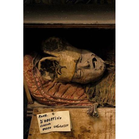 Bí mật những xác ướp trong hầm mộ Capuchin ở Italy - Ảnh 5.