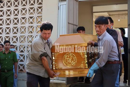 Tử tù Nguyễn Hải Dương viết thư trước khi chết - Ảnh 4.