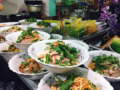 Phở chua xứ Lạng độc nhất vô nhị ở Sài Gòn - Ảnh 2.