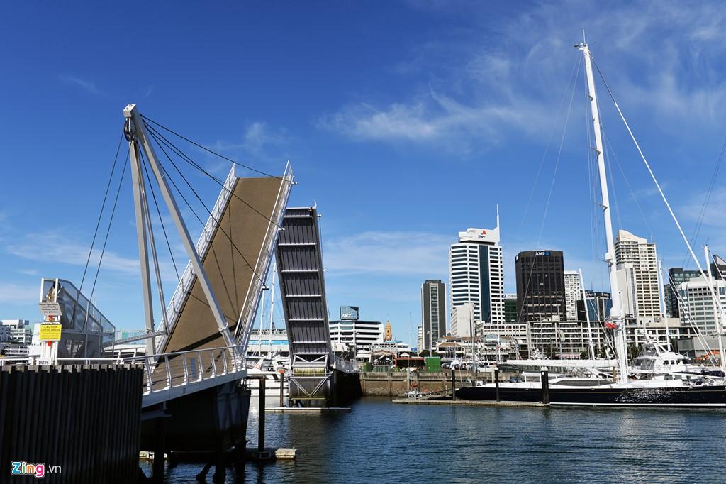 Một ngày ở Auckland, thành phố đáng sống thứ 3 thế giới