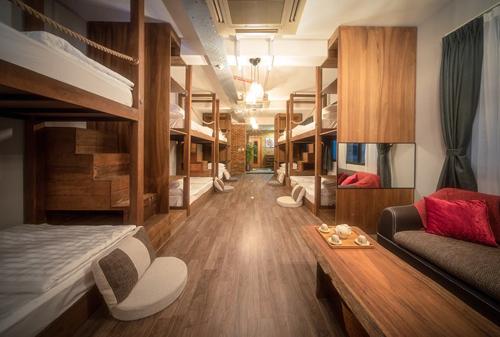 10 hostel ở Sài Gòn cho thuê giá 200.000 đồng/người - Ảnh 9.