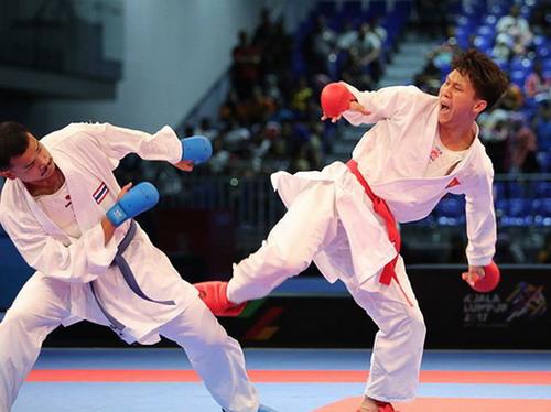 SEA Games ngày 23-8: Cú đúp vàng của Lê Tú Chinh - Ảnh 11.