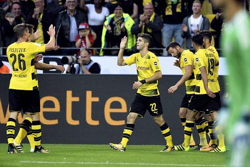 Dortmund thua tức tưởi, Bayern Munich giành Siêu cúp Đức - Ảnh 4.