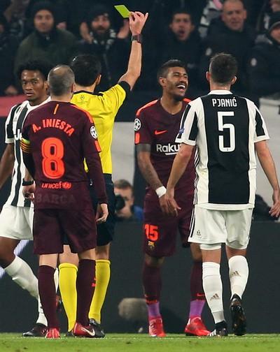 Juventus – Barcelona: Hòa nghẹt thở ở Turin - Ảnh 2.