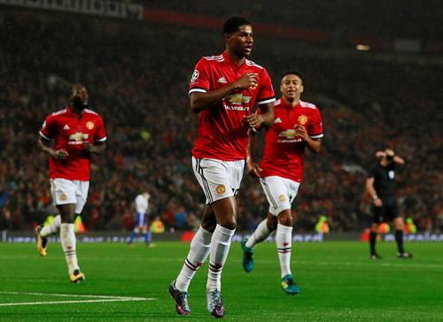 Thần đồng Rashford tỏa sáng, Man United đè bẹp Basel - Ảnh 5.