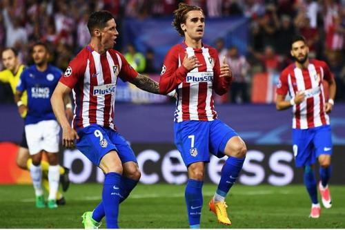 Atletico Madrid là đối thủ xứng tầm của Real Madrid