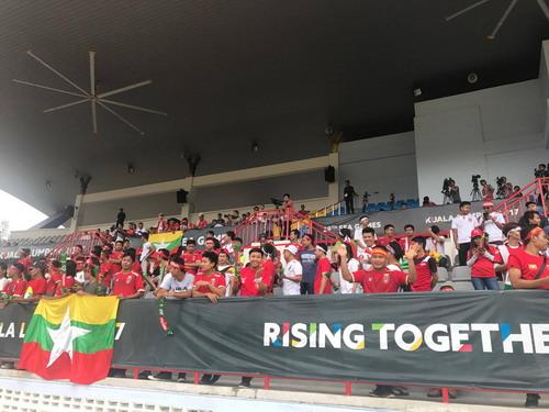 Nữ Việt Nam – Myanmar 3-1: Chiến thắng xứng đáng - Ảnh 14.