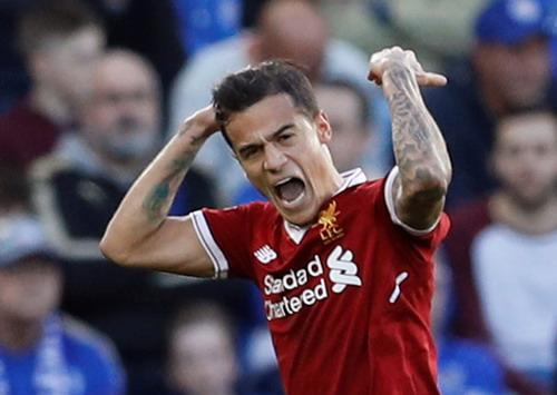 Phù thủy Coutinho tỏa sáng, Liverpool đại phá Leicester - Ảnh 3.