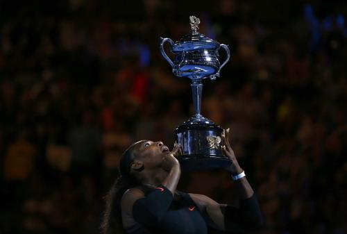 Serena và danh hiệu Grand Slam thứ 23 trong sự nghiệp