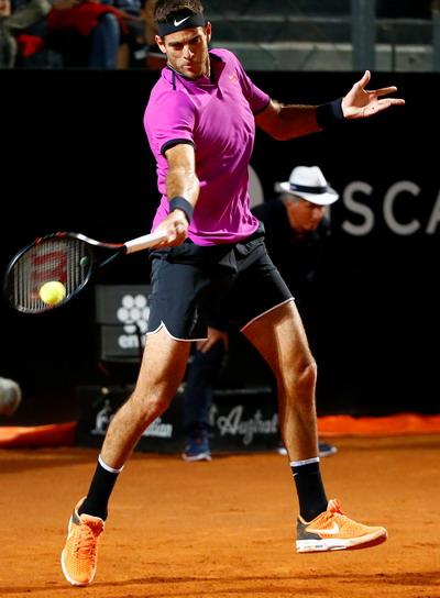 Dominic Thiem quật ngã vua Nadal ở Rome Open - ảnh 4