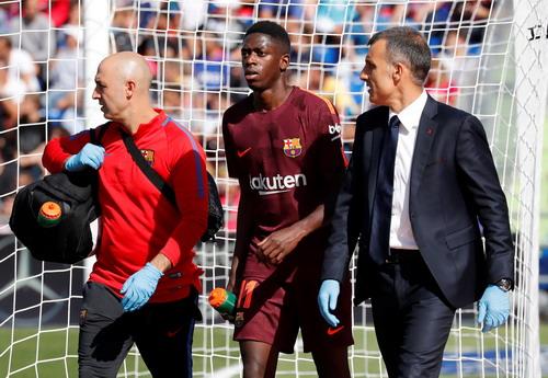 Thay người siêu hạng, Barcelona ngược dòng đánh bại Getafe - Ảnh 3.