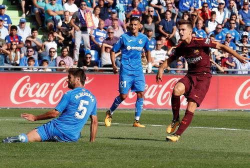 Thay người siêu hạng, Barcelona ngược dòng đánh bại Getafe - Ảnh 5.